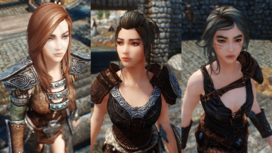 Females of the Companions