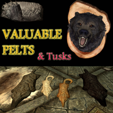 Valuable Pelts and Tusks