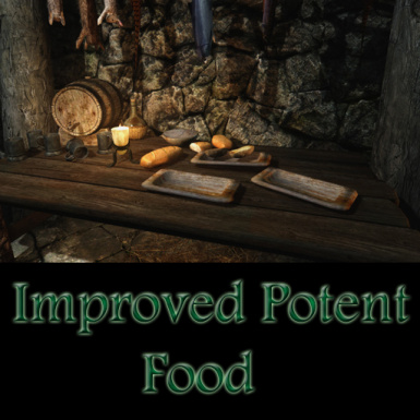 Improved Potent Food