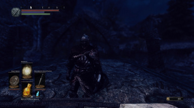 5.2 Dark Souls Preset with Compass