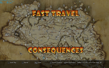 Fast Travel Consequences os