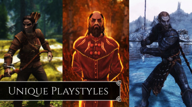 Unique Playstyles