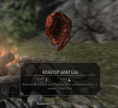 Requiem Food Patch for RND