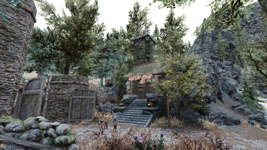 Player Home, Shor's Stone