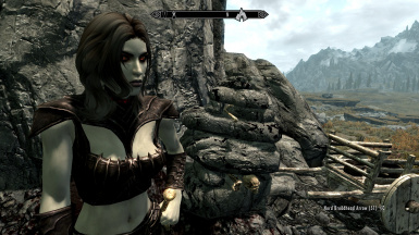 Babes of Skyrim Vampire Head fix