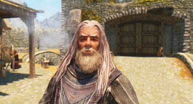 ApachiiSkyHair Gandalf The Grey Edition.