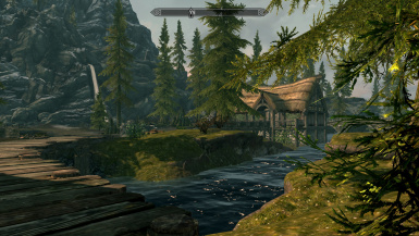 Ansgvild's Riverwood House