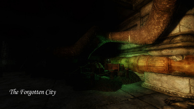 The Forgotten City - Tunnels