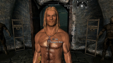Torwygg the Miner - Nord Male Follower