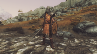 Whiterun Guard Outfit Change