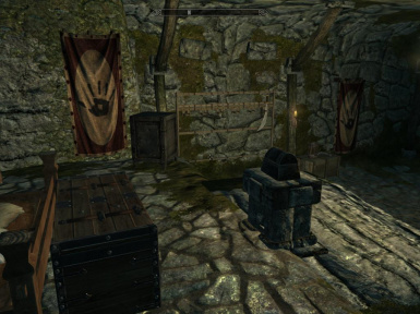 Dark Brotherhood Dawnstar Sanctuary At Skyrim Nexus Mods And Community