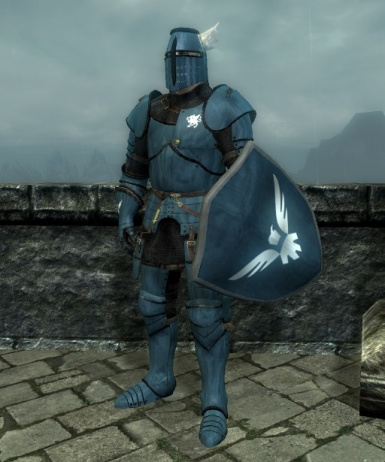 Armor replacer compilation for Enderal