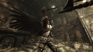 The Aasimar Race at Skyrim Nexus - mods and community