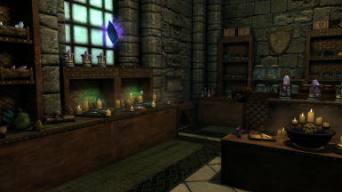 Enchanting in the Arcanaeum