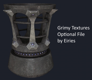 grimy textures by Eiries
