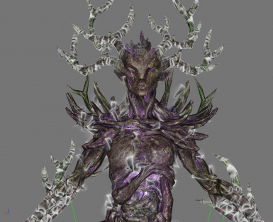 Spriggan Earth Mother - Before