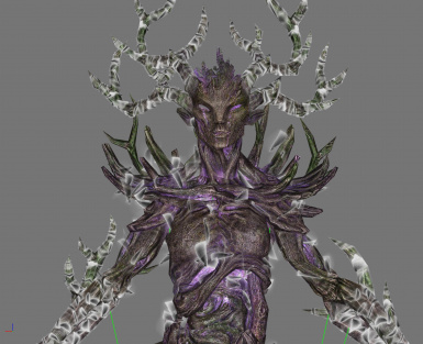 Spriggan Earth Mother - After