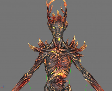 Burnt Spriggan - After