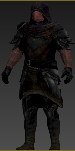 Red Mountain Raider Armor