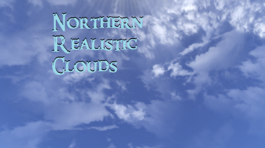 Northern Realistic Clouds Legendary