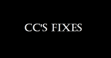 CC's Fix Compilation