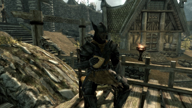 Whiterun Captain Armor