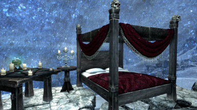 Conjured Abode with HD Snazzy Bed