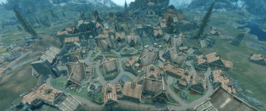 Another Whiterun Mod