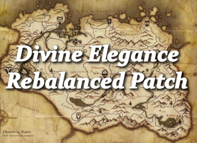 Divine Elegance Rebalanced Patch