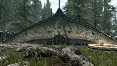 Ushama Stronghold - Player home