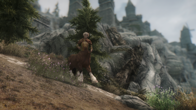 Centaur Race Alpha WIP at Skyrim Nexus - mods and community