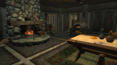 Lakeview Manor Oven