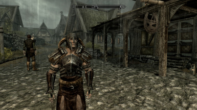 Aesthetic Appeal - Daedric and Dragonscale Equivalent Armor Clothing and Shields - Vanilla_Dawnguard_Dragonborn