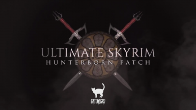 Ultimate Skyrim - Hunterborn Patch