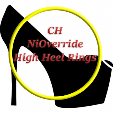 CH NiOverride High Heel Rings