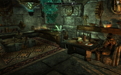 Farm Overseer's House Blackreach Playerhome
