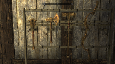 Dwarven Weapons for aMidianBorn Book of Silence users