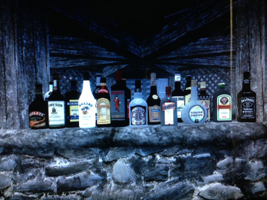 Alcohol Bottles Remastered