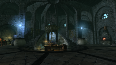 Apepi's Better College of Winterhold