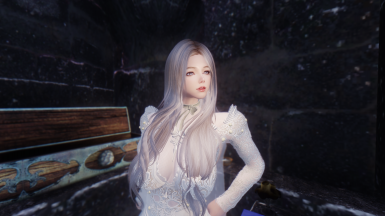 Serana White - NPC Replacer Follower Mode at Skyrim Nexus - mods and