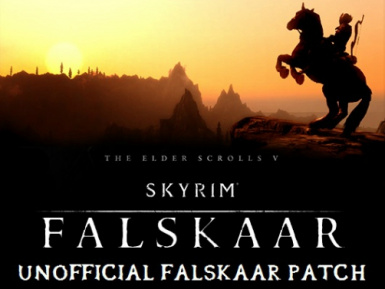 Unofficial Falskaar Patch
