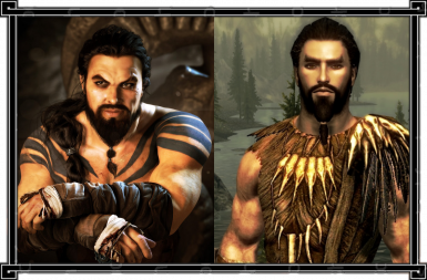 Khal Drogo Follower - Maybe Too Much For You