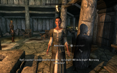 Melea Entius in Falkreath