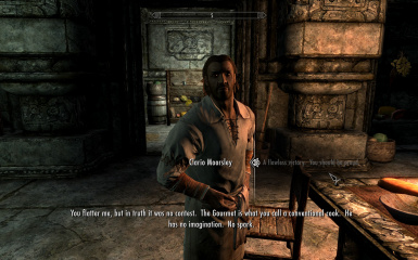 Clario Moorsley - Chef in Markarth