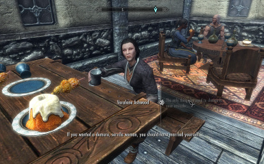 Veralene at Solitude and Markarth