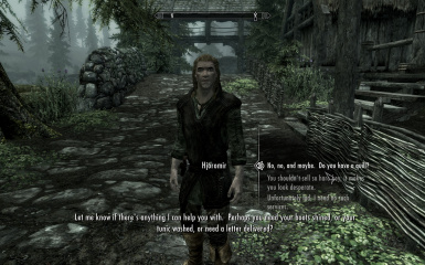 Hjoromir at Riverwood