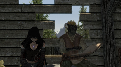 The Dragonborn and the Forger