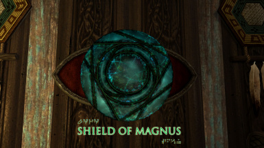 Shield of Magnus spanish
