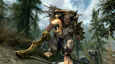 Bolgans- Mihail Monsters and Animals (Mihail immersive add-ons- Kingdoms of Amalur- Witcher)