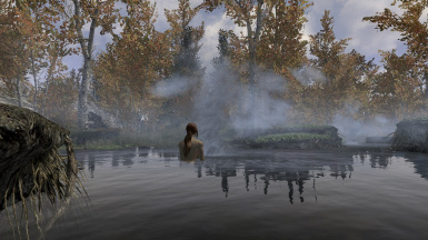 Hot Springs of Skyrim